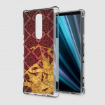 เคส SONY Xperia 1 Culture Series 3D Anti-Shock Protection TPU Case [CT001]