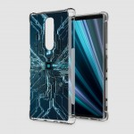 เคส SONY Xperia 1 Digital Series 3D Anti-Shock Protection TPU Case [DG002]