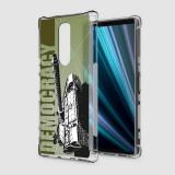 เคส SONY Xperia 1 War Series 3D Anti-Shock Protection TPU Case [WA001]