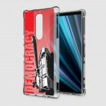 เคส SONY Xperia 1 War Series 3D Anti-Shock Protection TPU Case [WA002]