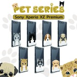เคส SONY Xperia XZ Premium Pet Series Anti-Shock Protection TPU Case