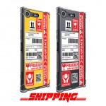 เคส SONY Xperia XZ Premium Shipping Series 3D Anti-Shock Protection TPU Case