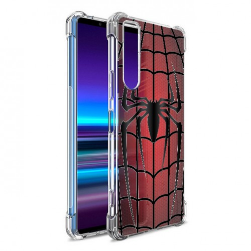 เคส SONY Xperia 1 II Spider Series 3D Anti-Shock Protection TPU Case