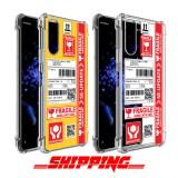 เคส SONY Xperia 10 II Shipping Series 3D Anti-Shock Protection TPU Case