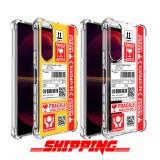 เคส SONY Xperia 5 III Shipping Series 3D Anti-Shock Protection TPU Case