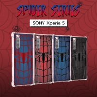 เคส SONY Xperia 5 Spider Series 3D Anti-Shock Protection TPU Case