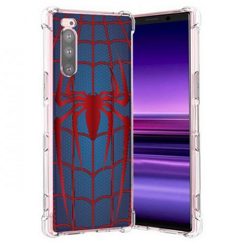 เคส SONY Xperia 5 Spider Series 3D Anti-Shock Protection TPU Case