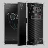 เคส SONY Xperia XA1 Plus [Explorer Series] 3D Anti-Shock Protection TPU Case [Translucent]