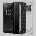 เคส SONY Xperia XA1 Plus [Explorer Series] 3D Anti-Shock Protection TPU Case [Transparent]