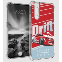 เคส Vivo V15 Pro Anti-Shock Protection TPU Case [Racing Team]