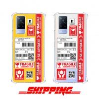 เคส Vivo V21 5G Shipping Series 3D Anti-Shock Protection TPU Case