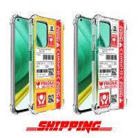 เคส Xiaomi Mi 10T 5G / 10T Pro 5G Shipping Series 3D Anti-Shock Protection TPU Case