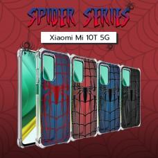 เคส Xiaomi Mi 10T 5G / 10T Pro 5G Spider Series 3D Anti-Shock Protection TPU Case