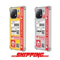 เคส Xiaomi Mi 11 / Mi 11 Pro 5G Shipping Series 3D Anti-Shock Protection TPU Case