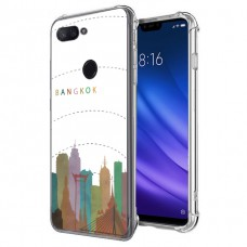 เคส Xiaomi Mi 8 Lite Anti-Shock Protection TPU Case [BANGKOK]