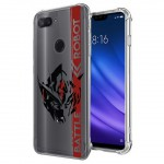 เคส Xiaomi Mi 8 Lite Anti-Shock Protection TPU Case [Battle Robot]