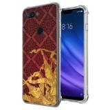 เคส Xiaomi Mi 8 Lite Culture Series 3D Anti-Shock Protection TPU Case [CT001]