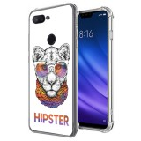 เคส Xiaomi Mi 8 Lite Anti-Shock Protection TPU Case [Hipster]