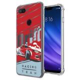 เคส Xiaomi Mi 8 Lite Anti-Shock Protection TPU Case [Racing Team]