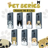 เคส Xiaomi Mi 8 Lite Pet Series Anti-Shock Protection TPU Case