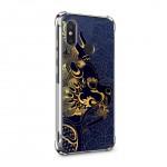 เคส Xiaomi Mi 8 SE Forbidden City Series 3D Anti-Shock Protection TPU Case [FC001]