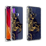 เคส Xiaomi Mi 8 Forbidden City Series 3D Anti-Shock Protection TPU Case [FC001]