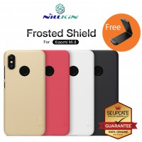 (แถม Stand) เคส Xiaomi Mi 8 Nillkin Super Frosted Shield
