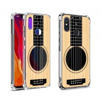 เคส Xiaomi Mi 8 Anti-Shock Protection TPU Case [Guitar]