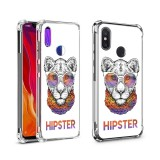 เคส Xiaomi Mi 8 Anti-Shock Protection TPU Case [Hipster]