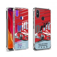 เคส Xiaomi Mi 8 Anti-Shock Protection TPU Case [Racing Team]