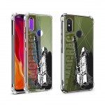 เคส Xiaomi Mi 8 War Series 3D Anti-Shock Protection TPU Case [WA001]