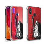 เคส Xiaomi Mi 8 War Series 3D Anti-Shock Protection TPU Case [WA002]