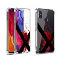 เคส Xiaomi Mi 8 X-Style Series Anti-Shock Protection TPU Case [XS002]