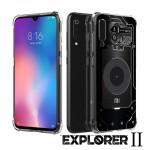 เคส Xiaomi Mi 9 SE [Explorer II Series] 3D Anti-Shock Protection TPU Case