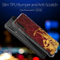 เคส Xiaomi Mi 9 SE Culture Series 3D Anti-Shock Protection TPU Case [CT001]