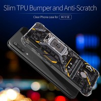 เคส Xiaomi Mi 9 SE Anti-Shock Protection TPU Case [Gaming Board]