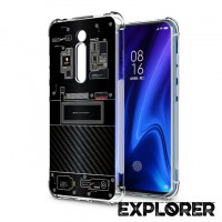 เคส Xiaomi Mi 9T / Redmi K20 / Pro [Explorer Series] 3D Anti-Shock Protection TPU Case