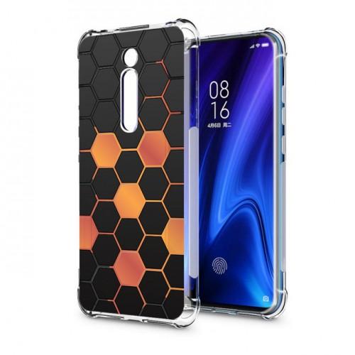 เคส Xiaomi Polygon Series 3D Anti-Shock [PG002] สำหรับ Mi 11 / Lite / 10T 5G / 9T / Poco X3 NFC / F2 / F3 / Pro