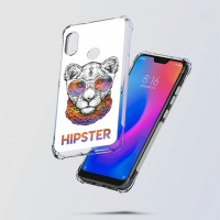 เคส Xiaomi Mi A2 Lite Anti-Shock Protection TPU Case [Hipster]