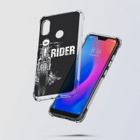 เคส Xiaomi Mi A2 Lite Anti-Shock Protection TPU Case [Rider]