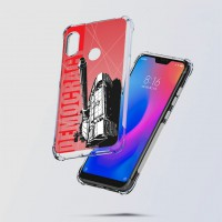 เคส Xiaomi Mi A2 Lite War Series 3D Anti-Shock Protection TPU Case [WA002]