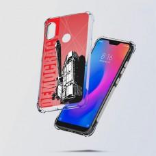 เคส Xiaomi Mi A2 Lite War Series 3D Anti-Shock Protection TPU Case [WA002]