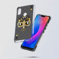 เคส Xiaomi Mi A2 Lite X-Style Series Anti-Shock Protection TPU Case [XS003]