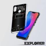 เคส Xiaomi Mi A2 Lite [Explorer Series] 3D Anti-Shock Protection TPU Case