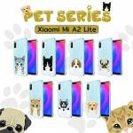เคส Xiaomi Mi A2 Lite [Pet Series] Anti-Shock Protection TPU Case