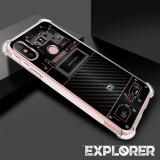 เคส Xiaomi Mi A2 [Explorer Series] 3D Anti-Shock Protection TPU Case