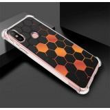 เคส Xiaomi Mi A2 Polygon Series 3D Anti-Shock Protection TPU Case [PG002]