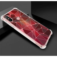 เคส Xiaomi Mi A2 Polygon Series 3D Anti-Shock Protection TPU Case [PG004]