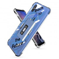เคส Xiaomi Mi Max 3 Anti-Shock Protection TPU Case [Back to the Future]