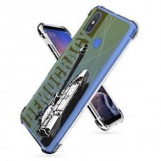 เคส Xiaomi Mi Max 3 War Series 3D Anti-Shock Protection TPU Case [WA001]
